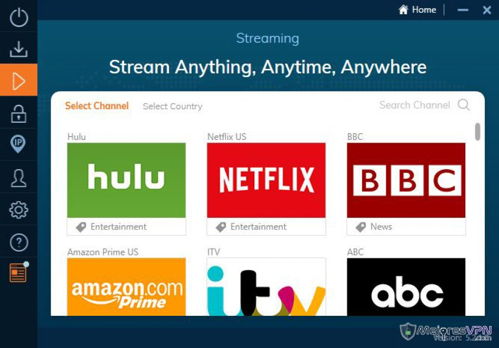 ivacyvpn-streaming